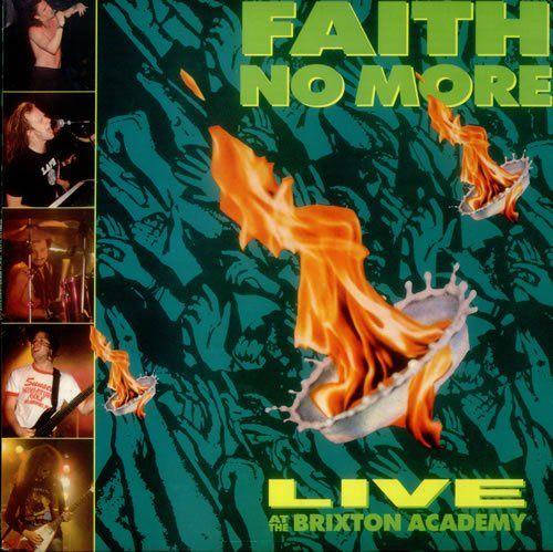 Live at Brixton Academy [Vinyl LP] - Faith No More: Amazon.de: Musik