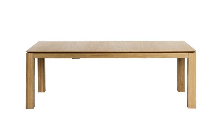 spisebord 100x220-268 - AANNØ AS - Sigma - Møbelringen