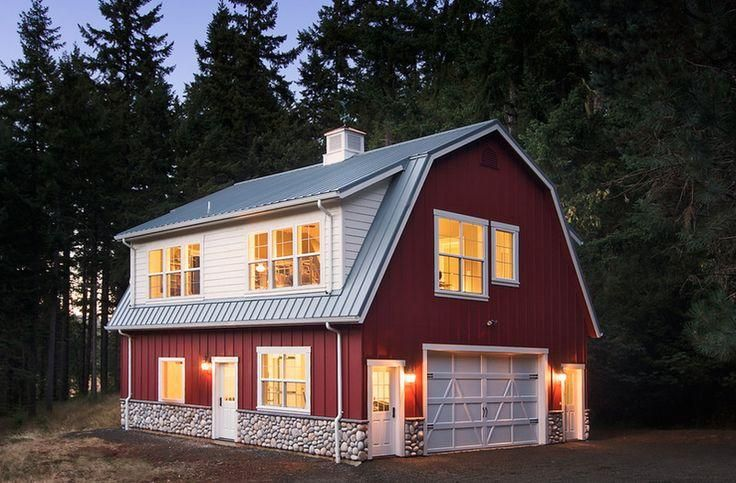 25 best ideas about above garage apartment on pinterest for Barns with apartments above