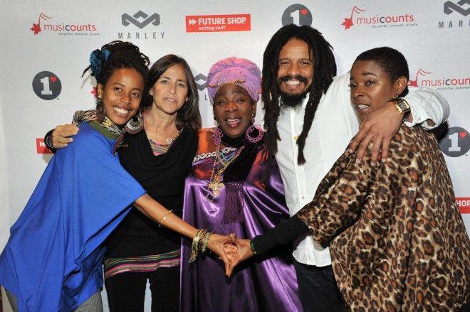 Bob Marley Sons Names | ... , wife Rita Marley, son Rohan Marley, daughter Sharon Marley