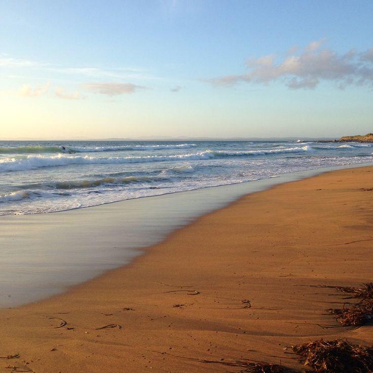 An amazing beach somewhere in Ireland.
