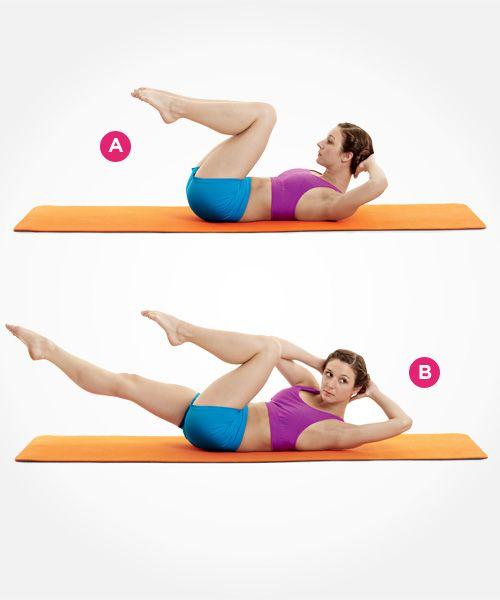 Pilates Workout for Abs | Women's Health Magazine