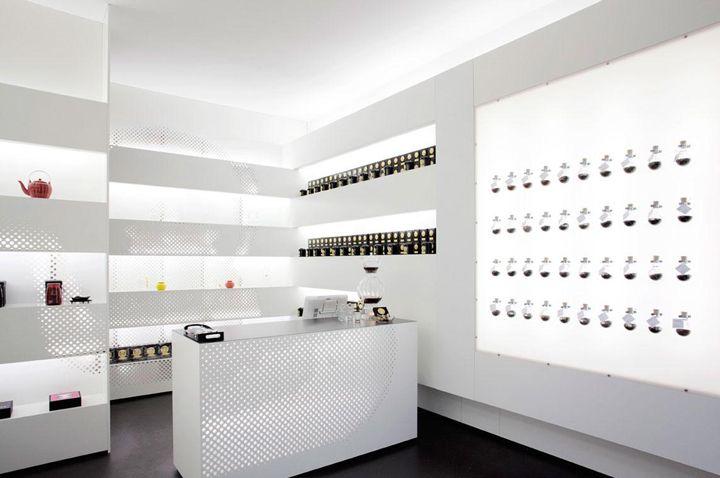 T-Magi store by WE architecture, Copenhagen