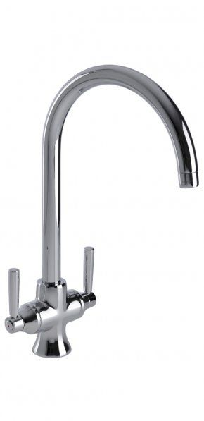 The exquisitely designed Dorchester cruciform tap is in the more traditional #design and looks fantastic in any #kitchen.