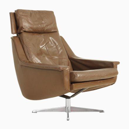 die besten 25 drehsessel leder ideen auf pinterest egg sessel ledersessel vintage und drehsessel. Black Bedroom Furniture Sets. Home Design Ideas