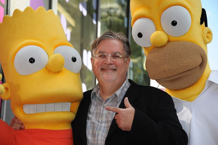 'The Simpsons' Creator Matt Groening's Next Animated Series Will Be Exclusive to Netflix