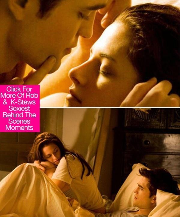 Missing sex scene in breaking dawn