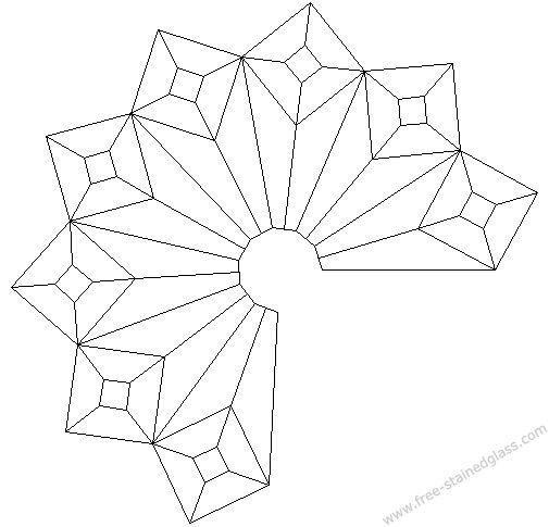 Lampshade pattern