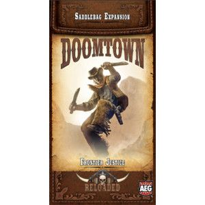 Doomtown: Reloaded: Frontier Justice Saddlebag Expansion