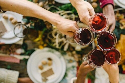 Amidst of difficult days at work a get together with friends is certainly the way to elevate your mood. Invite your friends for a bottle of wine to end the day with joy and glee. #sheratongrandjakarta