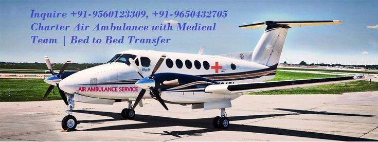 Medivic Aviation Train Ambulance Services from Ranchi,Guwahati,Delhi Mumbai Chennai Kolkata Patna: Regular and unbelievable full ICU Patients' Transf...