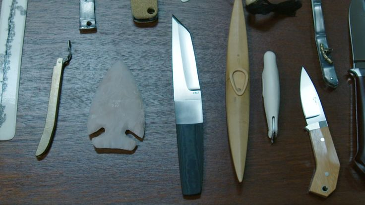 What's the point of collecting knives?