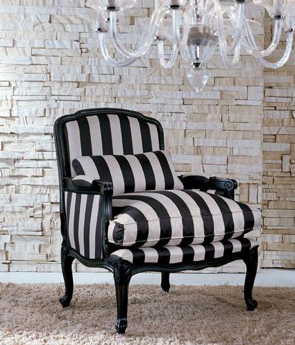 Louis Black XVI Armchair   Juliettes Interiors Ltd