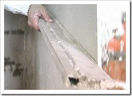 Вы пробовали выравнивать стены под плитку?