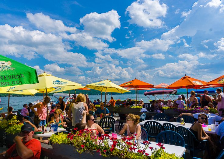 Fabulous Food In The Fresh Air Of Finger Lakes Ny