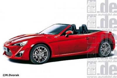 Toyota Motor Corp has announced that they will bring GT 86 Convertible into mass production process.    Toyota GT 86 Convertible will have 4.240 mm of length, 2.570 mm of width and 1.285 mm of height. This brand new Toyota Convertible also has a four sporty seats.