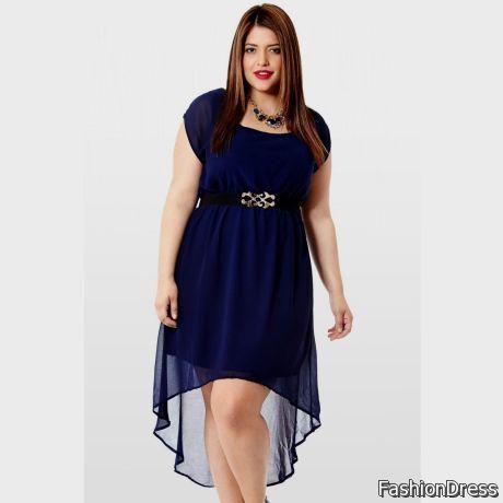 Plus size 2fer dresses 2018