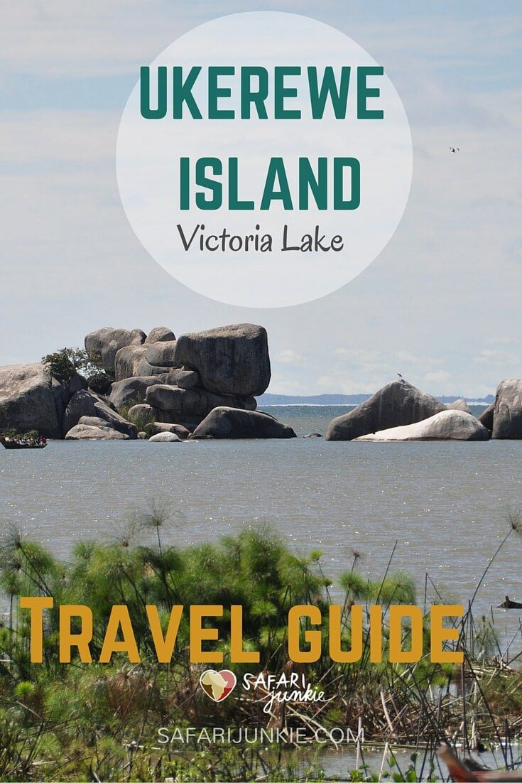 travel guide to Ukerewe Island Victoria Lake in Tanzania