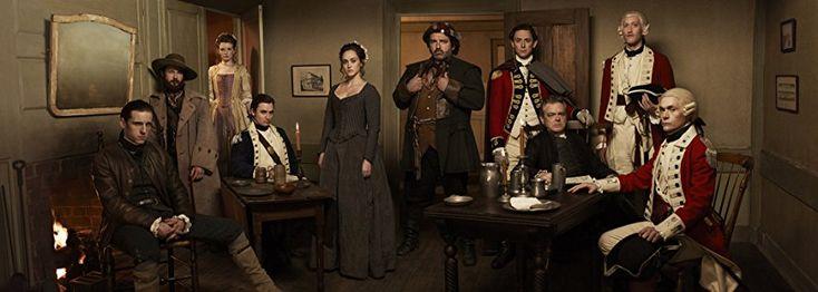 TURN: Washington's Spies (TV Series 2014–2017) on IMDb: Movies, TV, Celebs, and more...