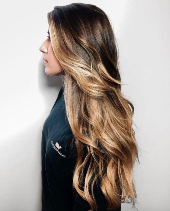 Honey blonde highlights by Cut NJ