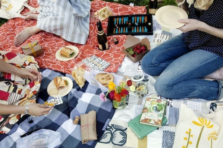 Ways to Picnic Perfectly