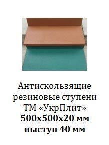 ТМ УКРПЛИТ — травмобезопасная резиновая плитка