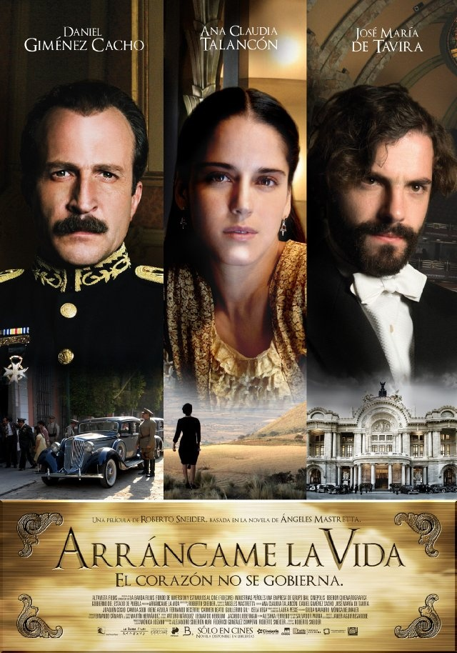 Arrancame la Vida, another great film.