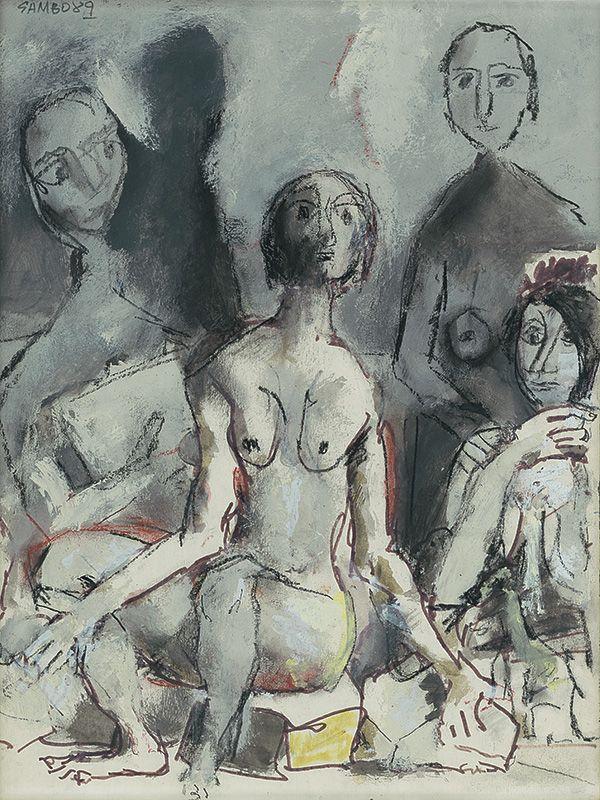 Koloman Sokol. Skupina, 1989