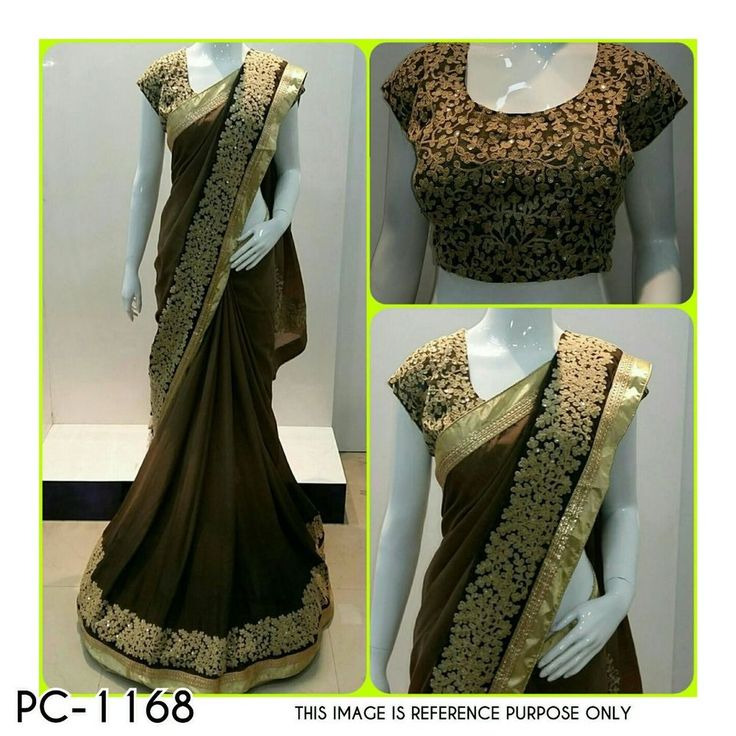 Indian Designer sari. Party wear / Marriages/ Society Party. Women Clothing is the place where you can buy sarees online extraordinary melange of fashion and tradition by way of superb assortment of Indian Saree, Salwar kameez and Lehenga Choli. | eBay!