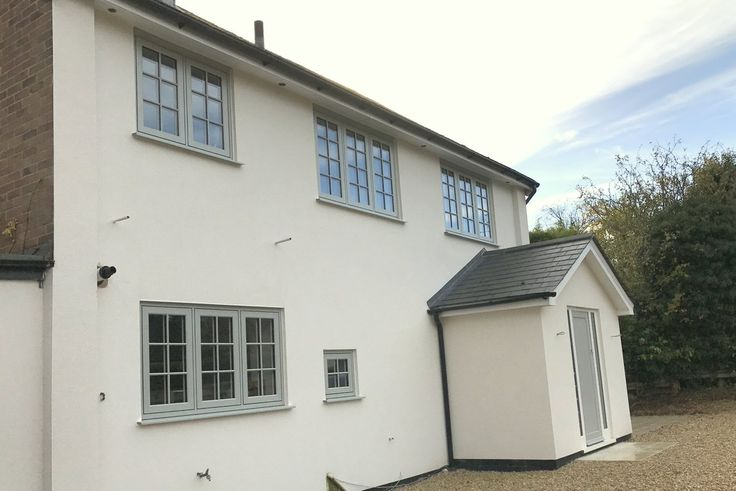 Residence 9 installation in Painswick by the KJM Group