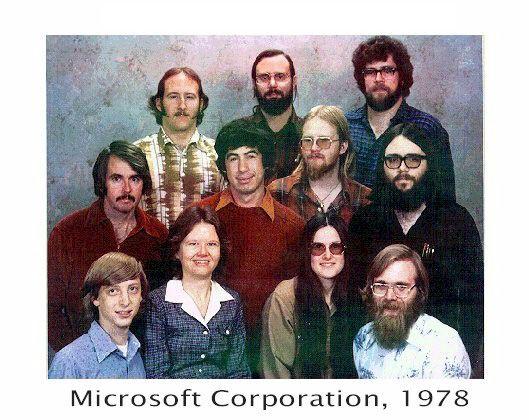 Microsoft turn 40