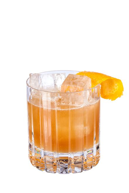 to make a st lawrence use bourbon whiskey, maple syrup, freshly squeezed lemon juice, sugar syrup (2 sugar to 1 water), angostura aromatic bitters and garnish with