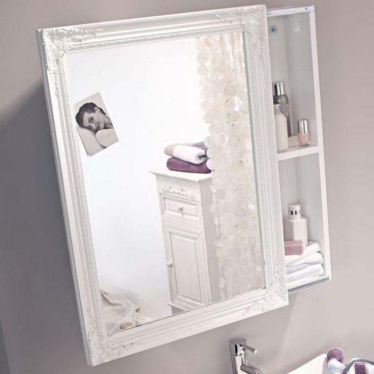 Spiegelschrank bad weiß  Die besten 25+ Spiegelschrank holz Ideen auf Pinterest