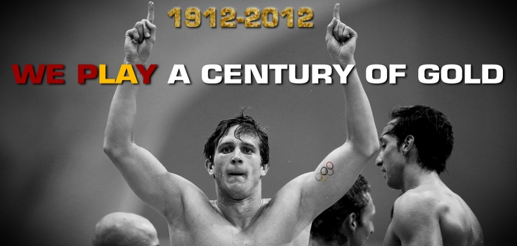 WE PLAY a century of gold, 1912 - 2012. #LON2012USC