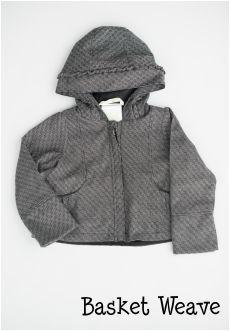 Peekaboo Beans - All Around Jacket | playwear for kids on the grow! | Shop at www.peekaboobeans.com