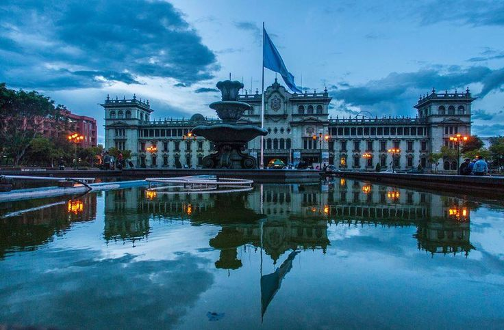National Palace, Guatemala City, Guatemala (photo from José González)