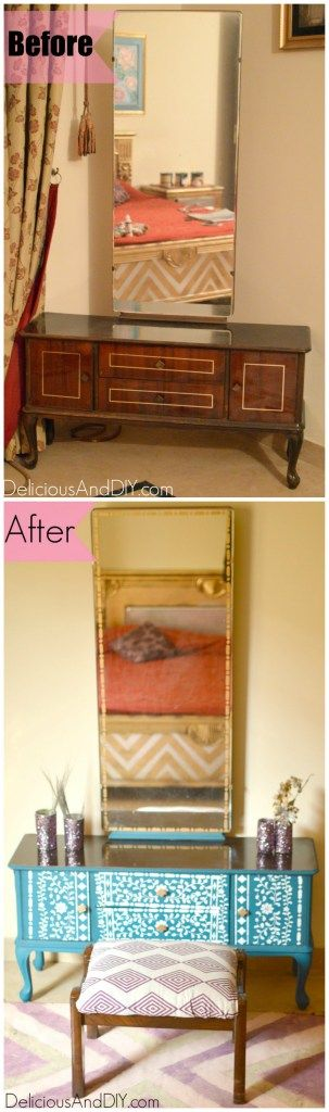 cutting edge furniture. a diy dresser makeover using the indian inlay stencil kit from cutting edge stencils for furniture