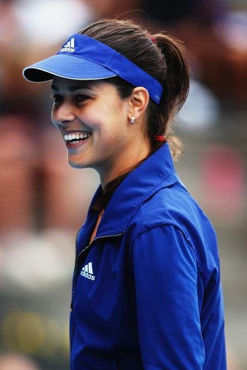 Ana Ivanovic at ASB Classic 2014 #WTA #Ivanovic #Auckland