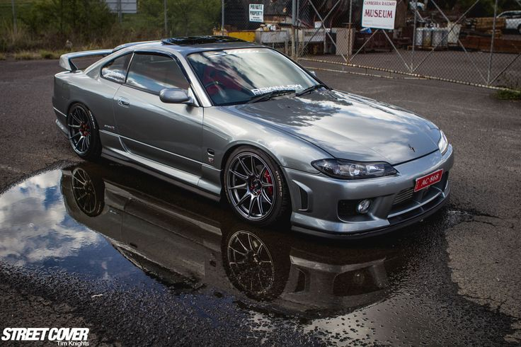 Nissan #Silvia #S15 looking sharp!
