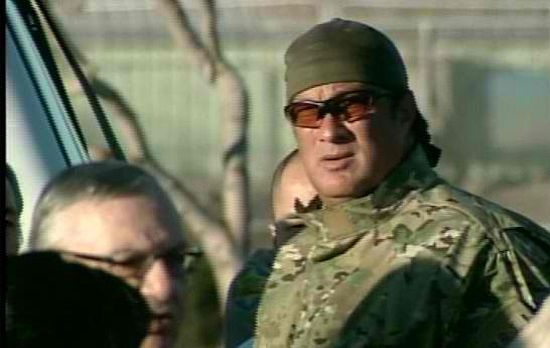 Watch Steven Seagal - On Truth, Scandals and Obama Impeachment
