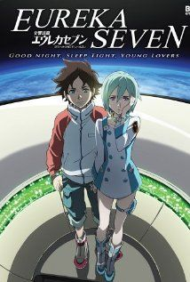 EUREKA SEVEN. Eureka and Renton