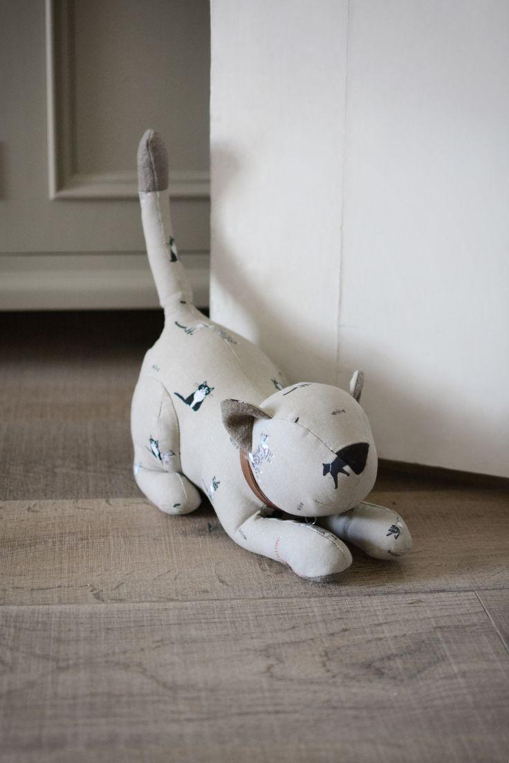 Amigurumi Black Cat Door Stopper : Best 25+ Door stops for the home ideas on Pinterest