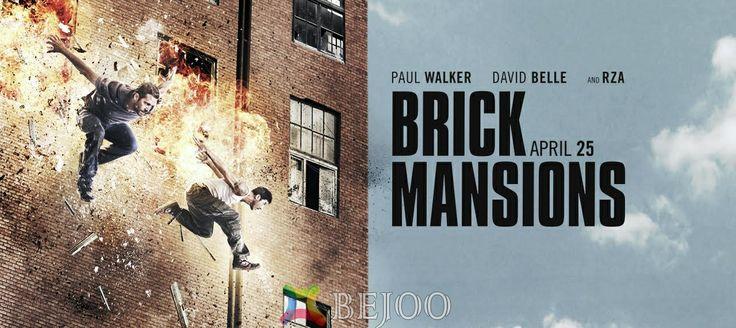 Paul Walker's Last Movie 'BRICK MANSIONS' Trailer