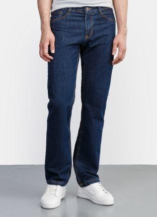 Прямые базовые джинсы за 1599р.- от OSTIN