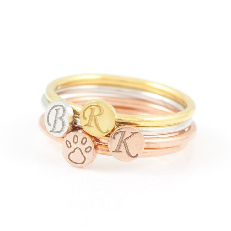 DISC INITIAL RING