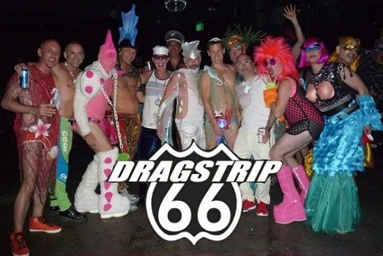 Dragstrip 66 movie feature at The Huffington Post