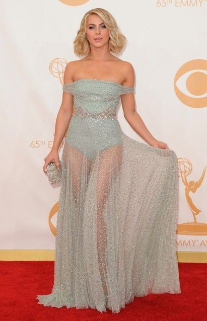 juliane-hough-emmys-2013 by selebstyle, via Flickr