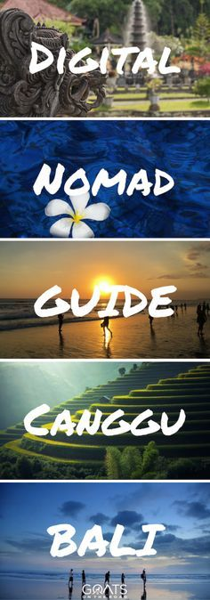Digital Nomad Hotspots | Best Remote Working Locations | Canggu Destination Guide | Things To Do In Canggu | Where To Stay | Best Restaurants | Best Villas In Bali | Where To Eat Canggu | Indonesia Travel | Transport Canggu | How To Get Around | #digitalnomad #locationindependent #cangguguide #remoteworking #canggu #bali #wonderfulindonesia #balitravel