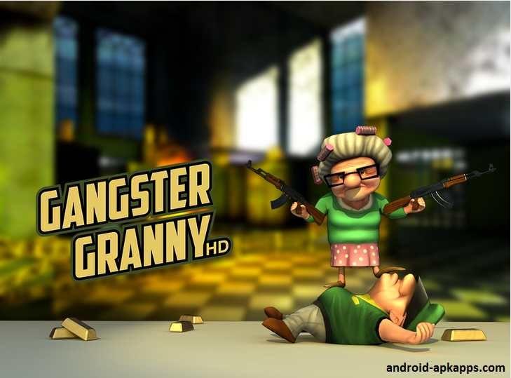 Gangster Granny APK - http://androidvb.com/gangster-granny-apk/