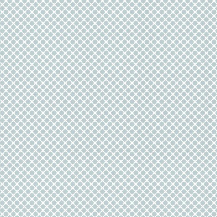 KARWEI vliesbehang trellis grijs (dessin 31-348)